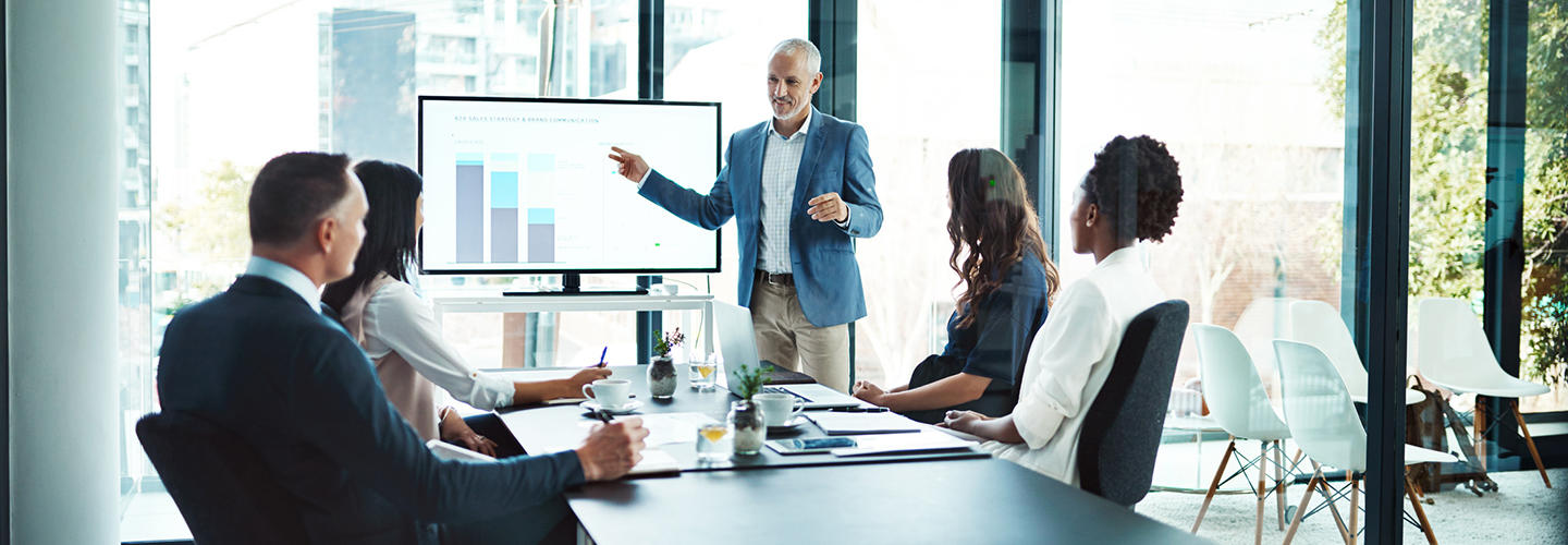 Businesses Can Deliver A Modern Meeting Experience If They