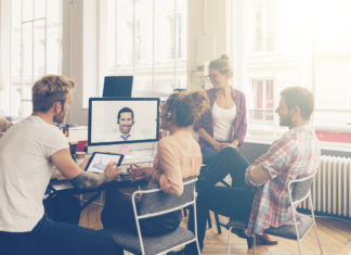 skype for business, skype, connecting, professional, mobility, cdw, cdw canada, mobility, virtual environment, enterprise mobility